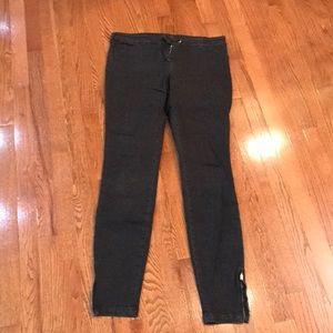 EUC Balenciaga Jeans - grey/black